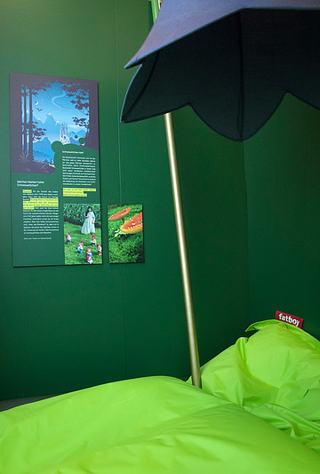 Layouts, Displays, Illustration und Infografiken | Sensapolis – Indoor-Freizeitpark, Stuttgart